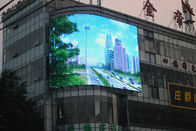 8000 nit Brightness LED Media Facade for Shopping Mall Building Outside decoration