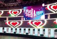 Meanwell Rental LED Display p10 Led Screen Ultra Thin Low Power Consumption