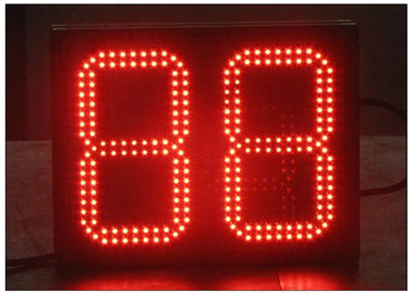 চীন 2 Digit LED Count UP / LED Count Down Timer / Time and Temperature Display / Digital LED Gas Station Sign 8.889 & 8.888 কারখানা